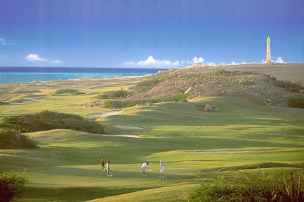 Golfplatz Tierra del Sol - © Aruba Tourism Authority