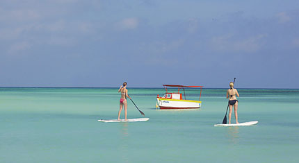 Aruba - Wassersport - © Aruba Tourism Authority