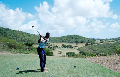 Antigua - Golf