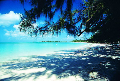 Fernandez Bay - Cat Island © Bahamas Tourist Office
