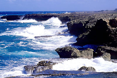 Noprth Point © 2004 Barbados Tourism Authority