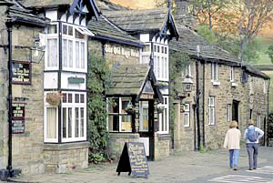 Old Nags Head Pub - Edale