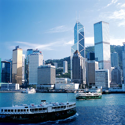 Hong Kong - Star Ferry - © Hong Kong Tourism Board