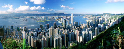 Hong Kong - Victoria Peak - © Hong Kong Tourism Board