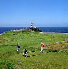 Golf in Irland