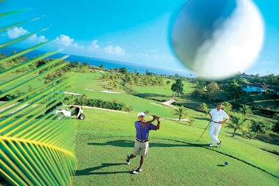 Jamaika - Windham Golf Club bei Montego Bay- Quelle: Jamaica Tourist Board