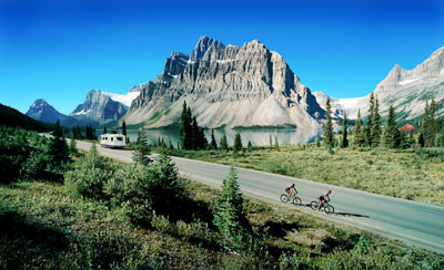 Kanada - Icefield Parkway, Banff National Park - Banff National Park -  ©  Travel Alberta