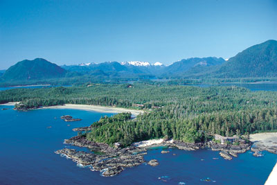 Kanada - Long Beach - Pacific Rim National Park -  ©  Tourism British Columbia