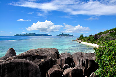 Seychellen - Anse Source d'Argent - © photo courtesy Gerard Larose - Seychelles Tourism Board