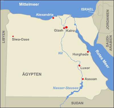 Reisen In Agypten Das Sollten Sie Wissen