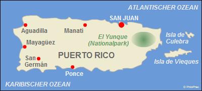 Reisen auf Puerto Rico  Das sollten Sie wissen