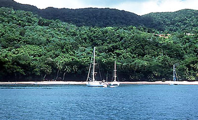 Engishmans Bay